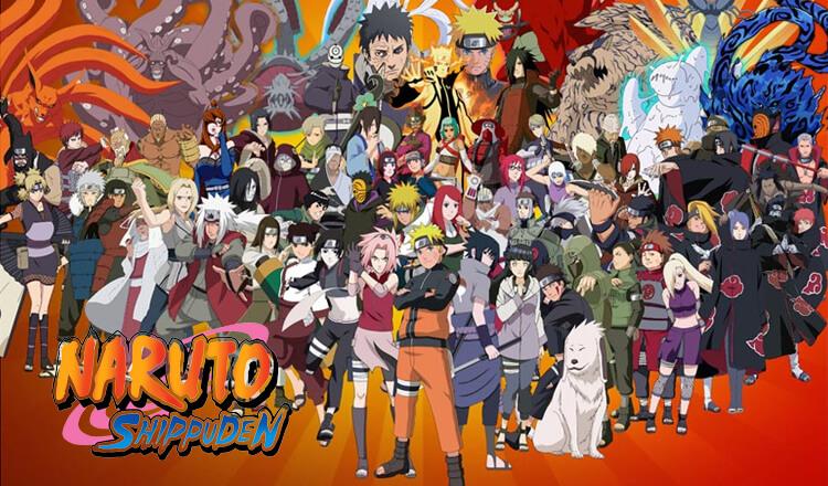 นารูโตะ ตํานานวายุสลาตัน Boruto Naruto the Movie 8